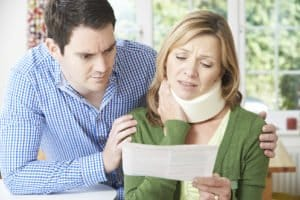 Personal Injury - Neck Injury